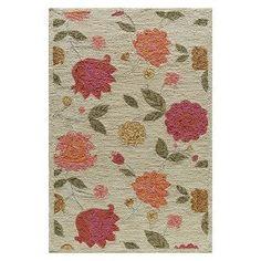 Cottage Floral Rug