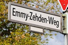 Emmy Zehden - She was sentenced to death for hiding her nephew and two other Bible Students evading the draft. Following rejected pleas for clemency, Emmy Zehden was murdered in Berlin-Plötzensee on June 9, 1944. Her farewell letters were never given to her family.