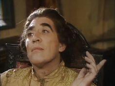 Frank Finlay, Casanova, 1971 BBC2