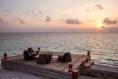 «Υμνος» στην πολυτέλεια στις Μαλδίβες, με... 38.000 ευρώ τη βραδιά [εικόνες] | iefimerida.gr