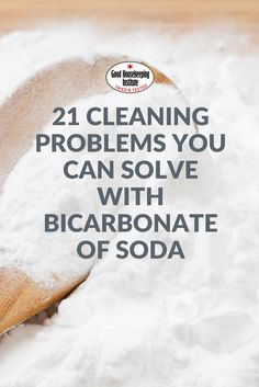 Home hacks: how to use baking soda for cleaning - bicarbonate of soda cleaning tips