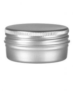 Słoik 15 ml, AL  /  Jar 15 ml, aluminum