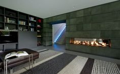 22 Bio Fireplace ideas for Apartments : Outbreak in Modern Home | GosiaDesign.com