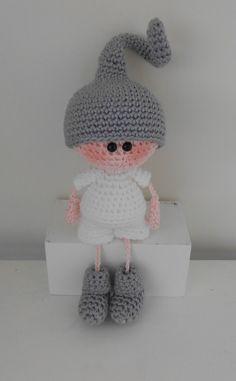 Bizzy Bee Klaske: Stitchmarkers...en nog wat dingen Crochet Sheep, Crochet Stitches, Crochet Keychain, Knitting, Creative, Crochet Things, Projects, Pattern, Kids
