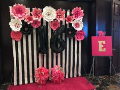 New Birthday Ideas Mom Ideas Paris Birthday Parties, 18th Birthday Party, Sweet 16 Birthday, Teen Birthday, Husband Birthday, Birthday Ideas, Paris Sweet 16, Sweet Sixteen Parties, Minnie Mouse Party