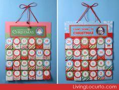 50  Creative Christmas Printables Collection