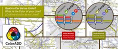 Color is for ALL!!! A cor é paraTODOS!!! El color es para TODOS!!! #colors #innovation #colorforall #colorblindness #daltonismo #metro #transports #subway #underground #Madrid #Barcelona #Lisbon #Milan #Moscow #NewYork #Paris #London #SãoPaulo #transportforlondon #tfl #mosmetro #Moskovskymetropoliten #transportesdelisboa #metropolitanodelisboa #epe #companhiadometropolitanodesãopaulo #RATP…