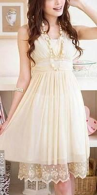 Cute Lacey dress!!