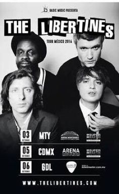 THE LIBERTINES @ PEPSI CENTER WTC