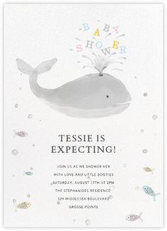 paperless post baby shower invitations sprinkles watercolors forward