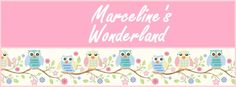 https://www.facebook.com/marcelineswonderland http://www.etsy.com/shop/MarcelinesWonderland