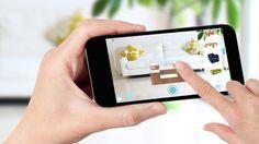 コーディネートセンスを磨く目的で使っても楽しいかも。 スマホのカメラに映し出された自分の部屋へ、自由に家具をレイアウトすることができるこちらのアプリ。2,000点を超える様々なアイテムは、そのままネットで購入可能です。 7月にはAndroidアプリも提供予定だとか。ネットで家具を買うことに抵抗があった方も、これを機会に試してみてはいかが?