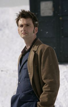 David Tennant the Tenth Doctor
