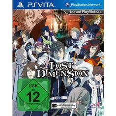 Lost Dimension  PSVita in Rollenspiele RPG FSK 12, Spiele und Games in Online Shop http://Spiel.Zone