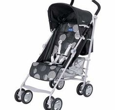 Chicco London Pushchair - Hoop The classic Chicco London pushchair has been restyled with a modern design. Designed for the city. this stylish stroller makes travelling with baby easy. With four recline positions. a handy shopping  http://www.comparestoreprices.co.uk/push-chairs/chicco-london-pushchair--hoop.asp
