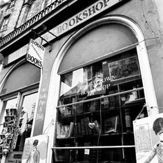 Old Town Bookshop | 16 Dreamy Edinburgh Bookshops Every Book Lover Must Visit