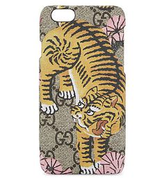 GUCCI Bengal tiger print iPhone 6 case
