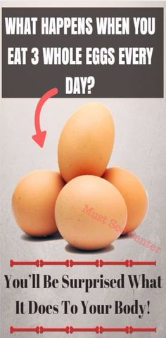 Eggs are not the favorite food among researchers and nutritionists. This is because they are all convinced eggs contain high cholesterol, which harms the body.