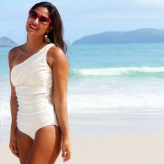 Icon Swimsuit -- Ivory