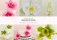 Curso Online de Orquídeas de Azúcar - Patricia Arribálzaga www.cakeshautecouture.com
