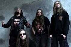 Vader - Death Metal Band from Poland Alternative Music, Death Metal, Metal Bands, Poland, Goth, London, Gothic, Metal Music Bands, Goth Subculture