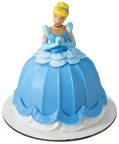 Petite Cake Cakes Princess Cinderella,Belle,Aurora,Sleeping Beauty,Party Disney | eBay £6.29 cake idea