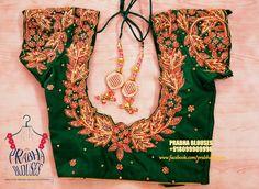 Prabha blouses. Hyderabad.<br> 12-6-211/3 viveknagar kukatpally. <br> Contact : 080999 09996. <br> Email : prabha.blouses@gmail.com.