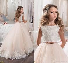 Image result for wedding flower girl dresses