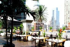"""20 best rooftop bars"" from Time Out    Rise above it all at these lounges and parties."