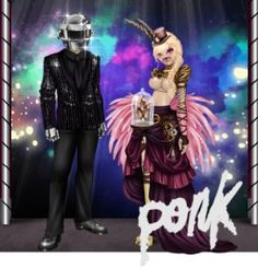 Mme Irma & Ponk