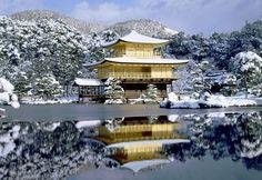 Rokuon-ji (Kinkaku-Ji) [Kyoto] 30 Hottest Spots in Japan for International Visitors [2016 edition] | tsunagu Japan - Part 2