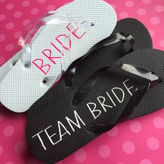 ►This listing is for the LABELS ONLY! ►This is a great DIY project to create amazing and affordable gifts for your wedding party. ►In order to adhere the designs, just follow the below steps: 1. Peel the wax paper from the design. 2. Place the label on the flip flop. The label will read correctly when placed the right way. 3. Use the tip of an iron on medium/high heat to slowly press down on the label. By using the front tip, you have more control. Vinyl can be quite forgiving when goi...