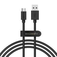 Buy BlitzWolf Micro USB Cable Mobile Phone Cables Data Cable Fast Charging Cable For Samsung For Xiaomi Android Smart phone Usb, Gear Best, Disco Duro, Blitz, Iphone Charger, Samsung, Charging Cable, Diy Videos, Congo