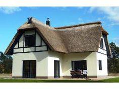 Allergikergerechtes Reetdachhaus in Zirchow auf der Insel Usedom.