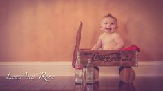 Cocoa Cola. 6 month photos Instagram: LewAnnRene_Photography