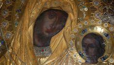 Η Παναγία η Γοργοϋπήκοος εμφανίσθηκε στον ύπνο του ασθενούς και του είπε ότι άκουσε τις προσευχές και τις παρακλήσεις και θα τον θεραπεύσει… | Σημεία Καιρών Byzantine Art, Byzantine Icons, Orthodox Catholic, Greek Icons, Black Jesus, Architecture Art Design, Archangel Michael, Jesus Pictures, The Monks