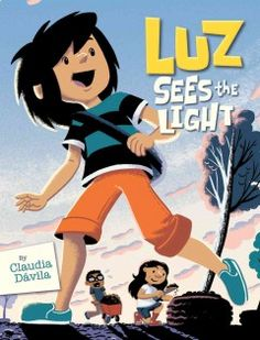 Luz sees the light. For middle grade readers.