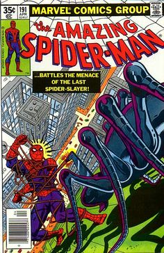 The Amazing Spider-Man (Vol. 1) 191 (1979/04)