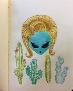 The extra terrestrials make me want to go back to the US, I loved Arizona, Nevada and Vegas so much… Extra Terrestrial, To Go, How To Make, Take My, Aliens, Nevada, My Drawings, Vegas, Arizona