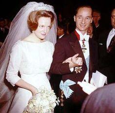 Huwelijk Prinses Irene met Prins Carlos (NL)