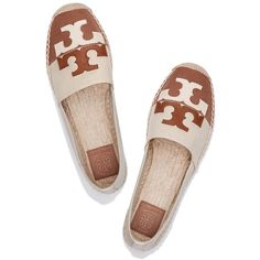 New Summer Shoes: Sandals & Heels | Tory Burch ❤ liked on Polyvore featuring shoes, sandals, tory burch shoes, tory burch, tory burch sandals, summer sandals and summer footwear