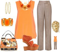 """""""classy work luncheon"""" by carolwatergirl on Polyvore"""