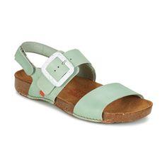 Shoes Női Szandálok / Saruk Art I BREATHE Zöld / Menta