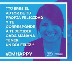 Descarga nuestra investigación #ImHappy: #PsicologíaPositiva para saber qué es y de donde viene la felicidad. La felicidad no es casualidad, es una ciencia. #felicidad #happiness #paper #whitepaper https://lnkd.in/e9TCAkn