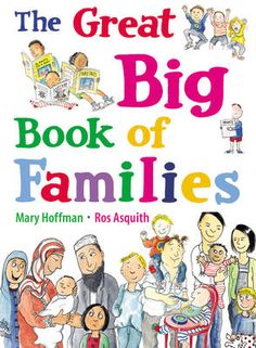 Great Big Bk Of Families - Mary Hoffman - McNally Robinson Booksellers