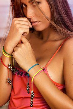 bracelet perles de Tahiti