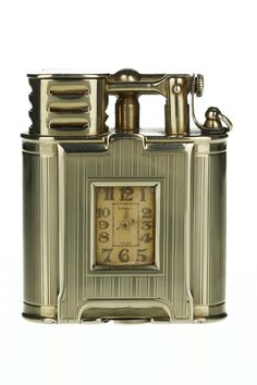 Dunhill 14ct B Size Sports Watch Lighter