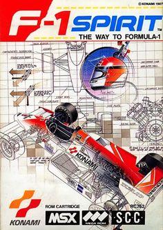 F-1 Spirit: The Way To Formula-1
