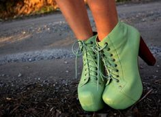 Cute...love to see them in more colors.  @heels #fashion
