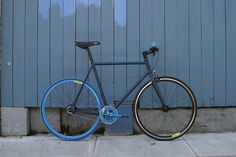 Blues by Mission Bicycle, via Flickr